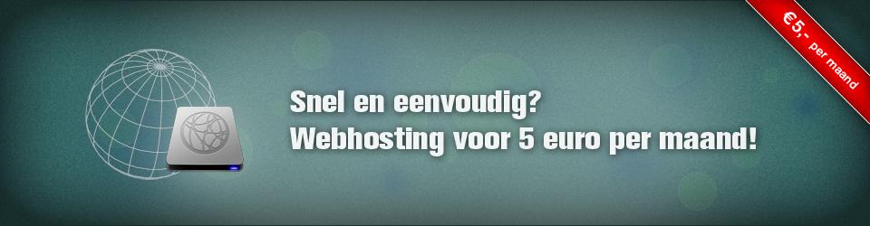 webhosting5euro